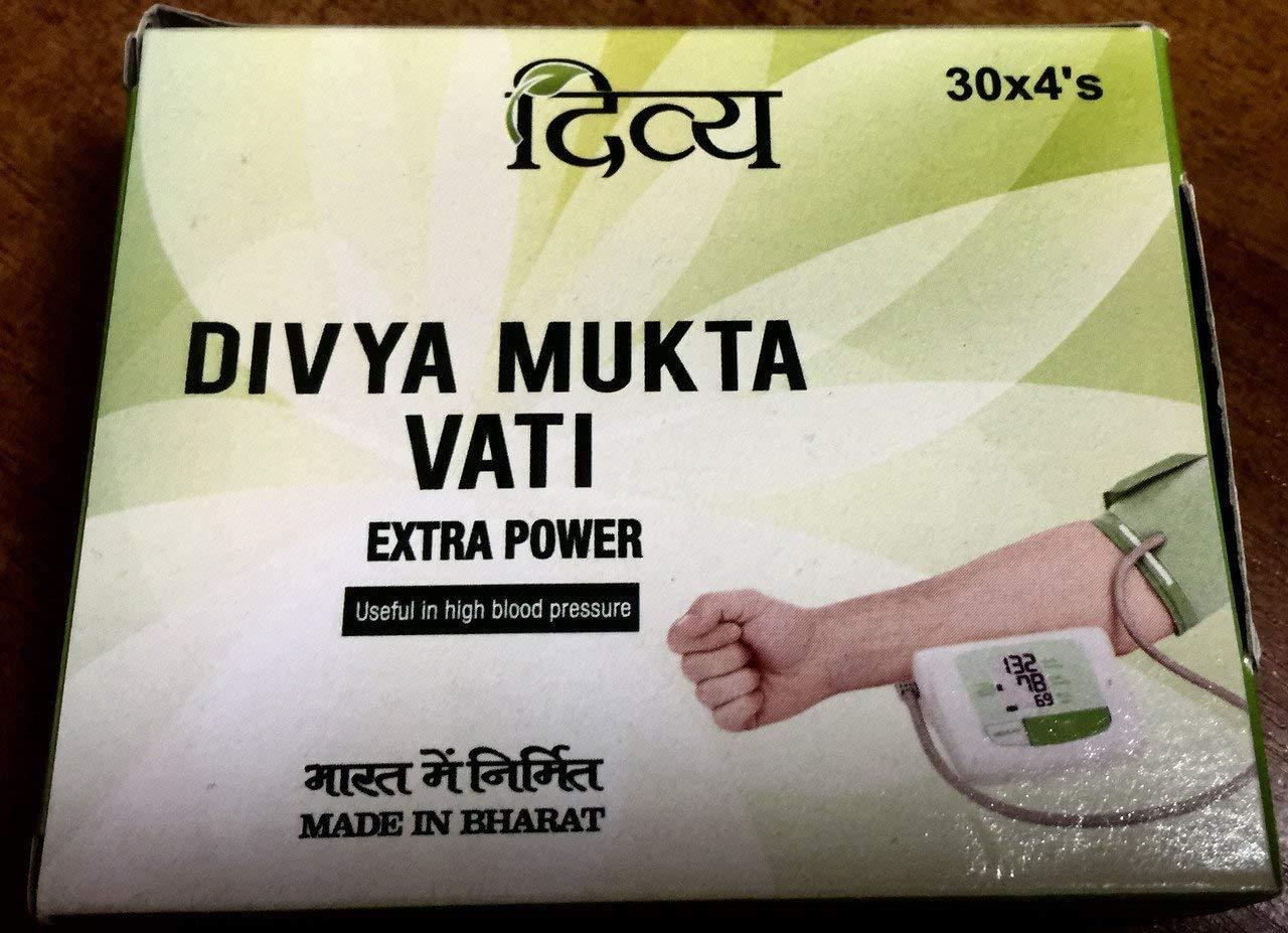 Divya Mukta Vati (120 Tablets)