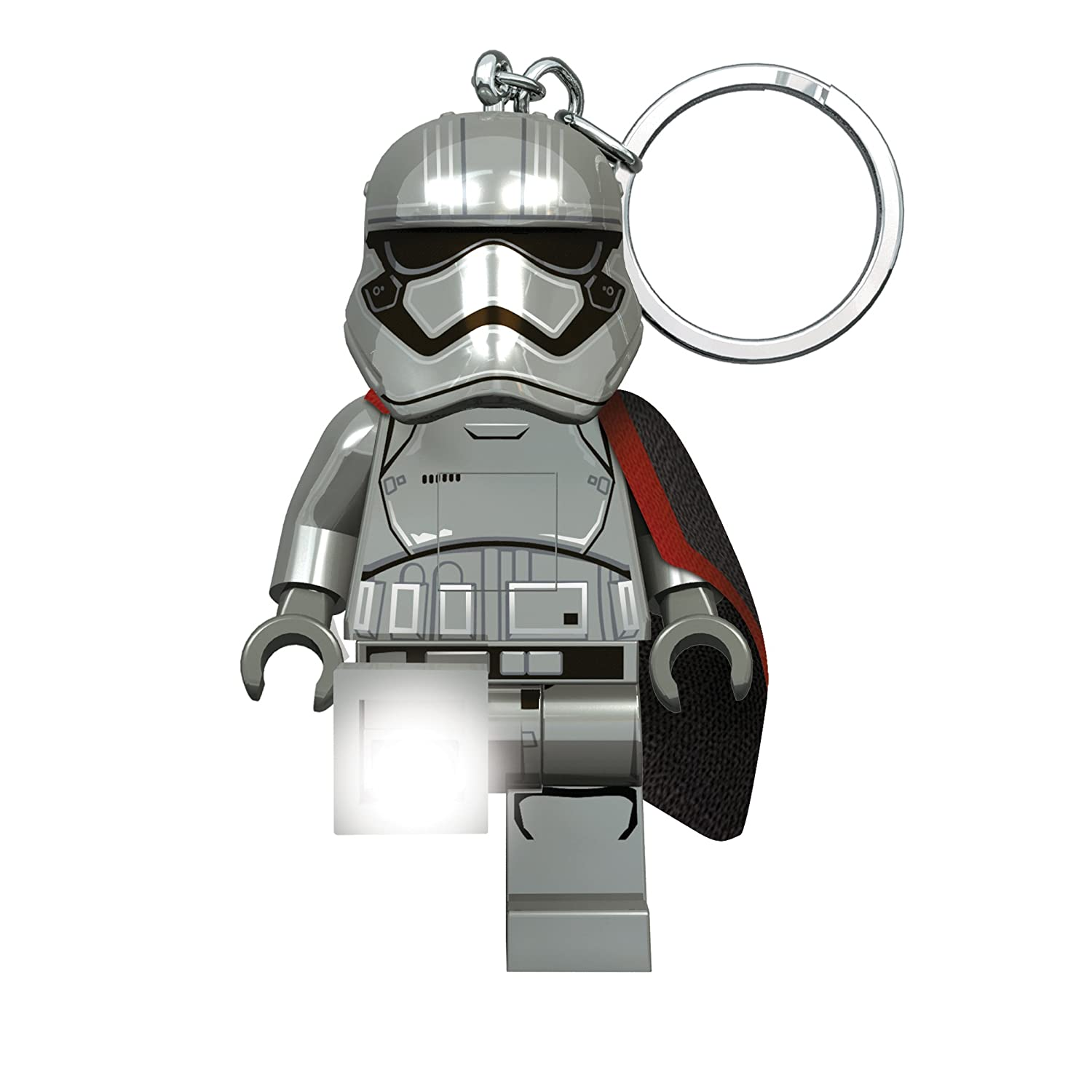 LEGO Star Wars: The Last Jedi - Captain Phasma LED Key Chain Flashlight