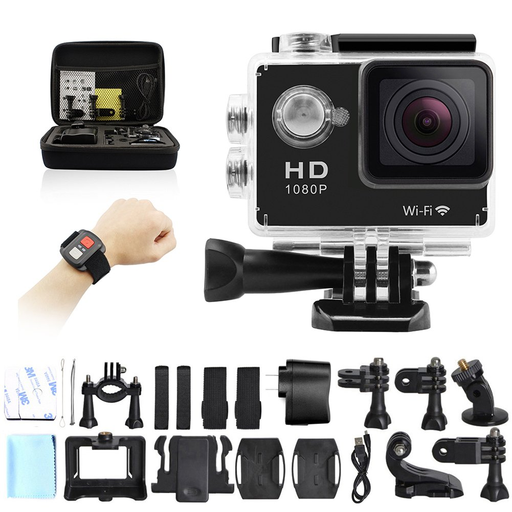 Top 10 Best Action Camera (2019 Reviews & Buying Guide) 2
