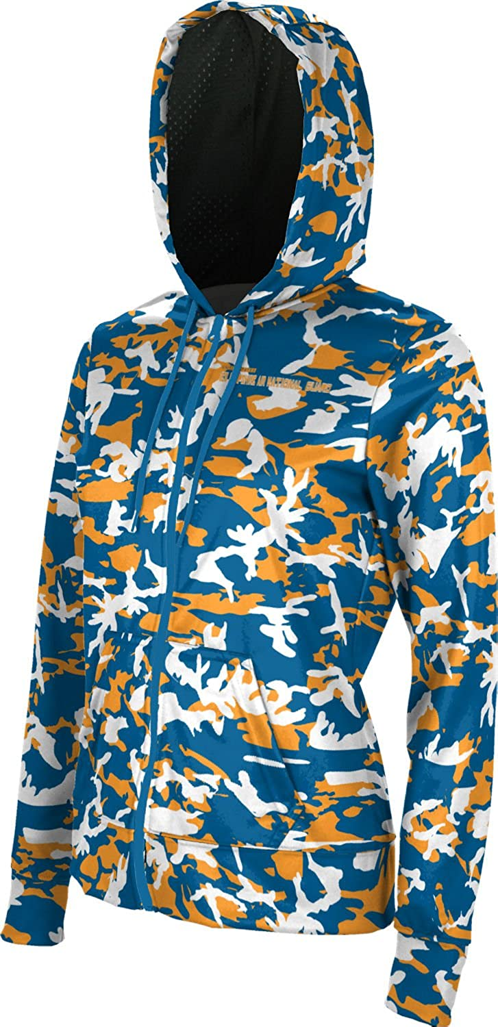ProSphere Women's New Hampshire Air National Guard Military Camo Fullzip Hoodie