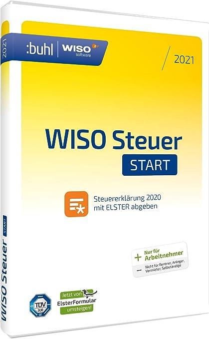 WISO Steuer-Start 2021 (für Steuerjahr 2020 | Standard ...
