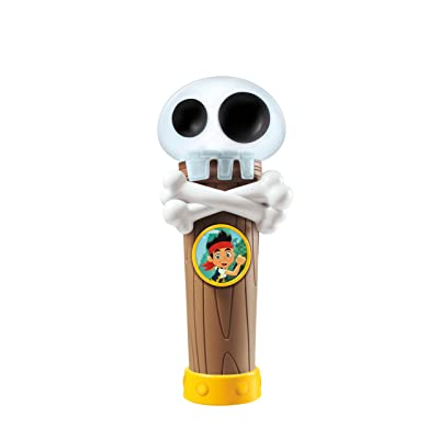 Jake and the Never Land Pirates Pirate Rock Microphone: Toys & Games