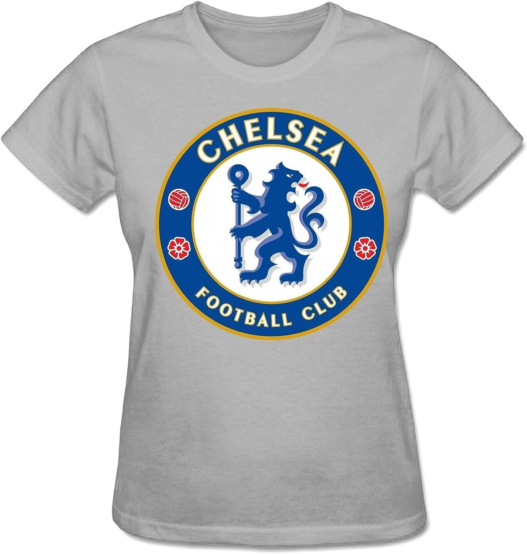 BMWW Women's FC Chelsea Chelsea Professional Football Club Chelsea L.F.C T Shirt light grey XXL