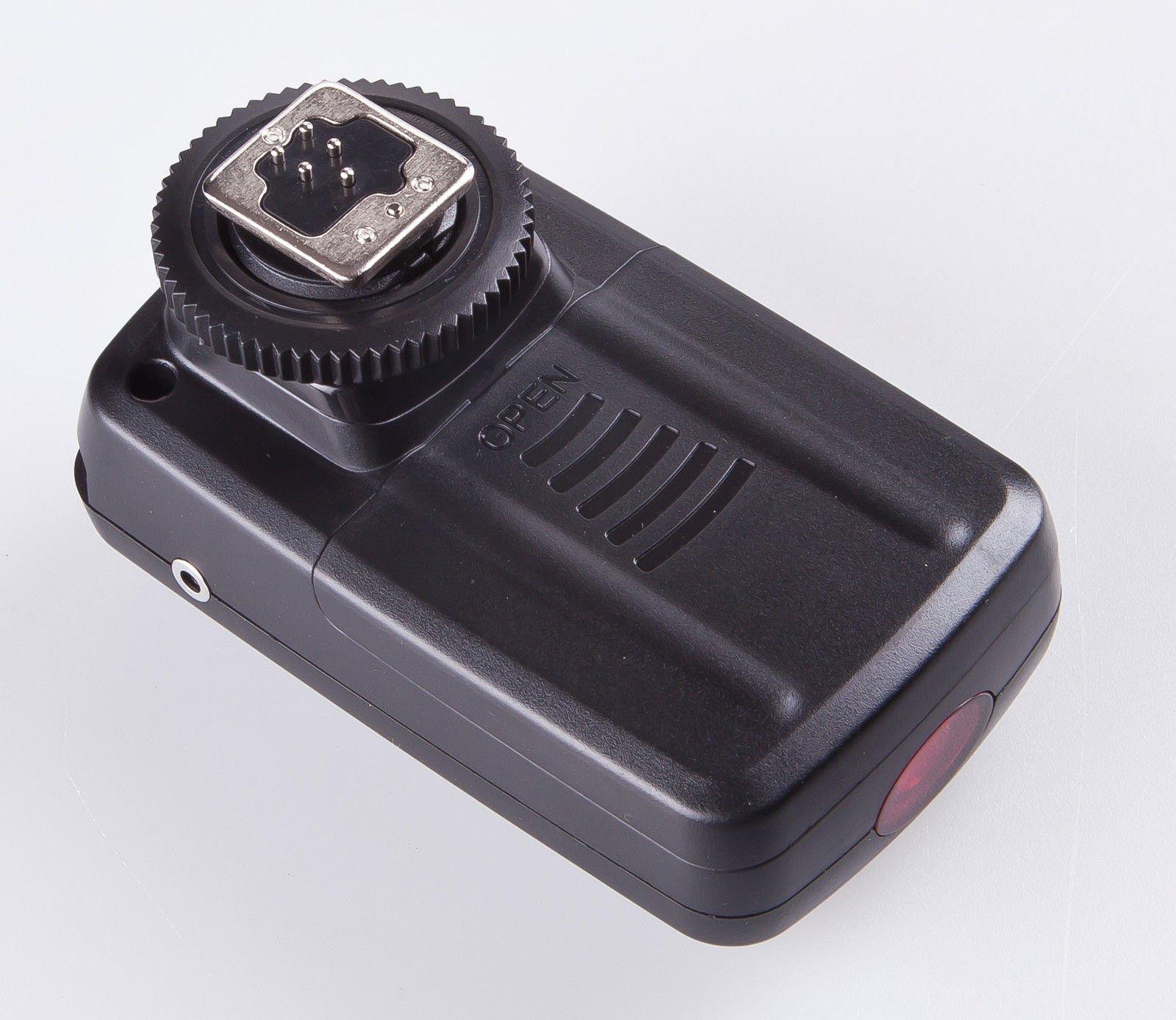 NiceFoto TTL-316C 1/8000s High-Speed Wireless Synchronization Flash Trigger and Receiver