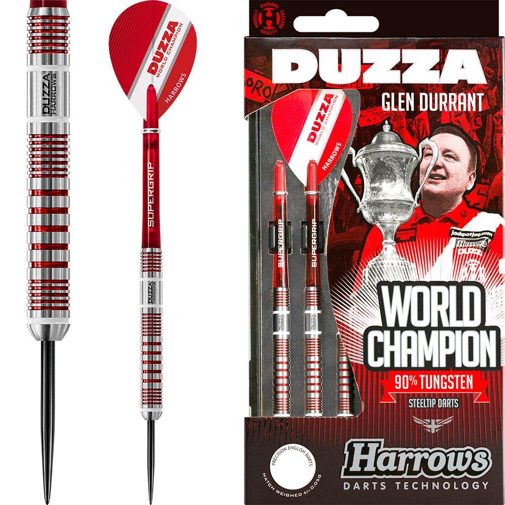Series 2-26g Harrows Glen Durrant Darts Steel Tip With Darts Corner Curvy Ballpen