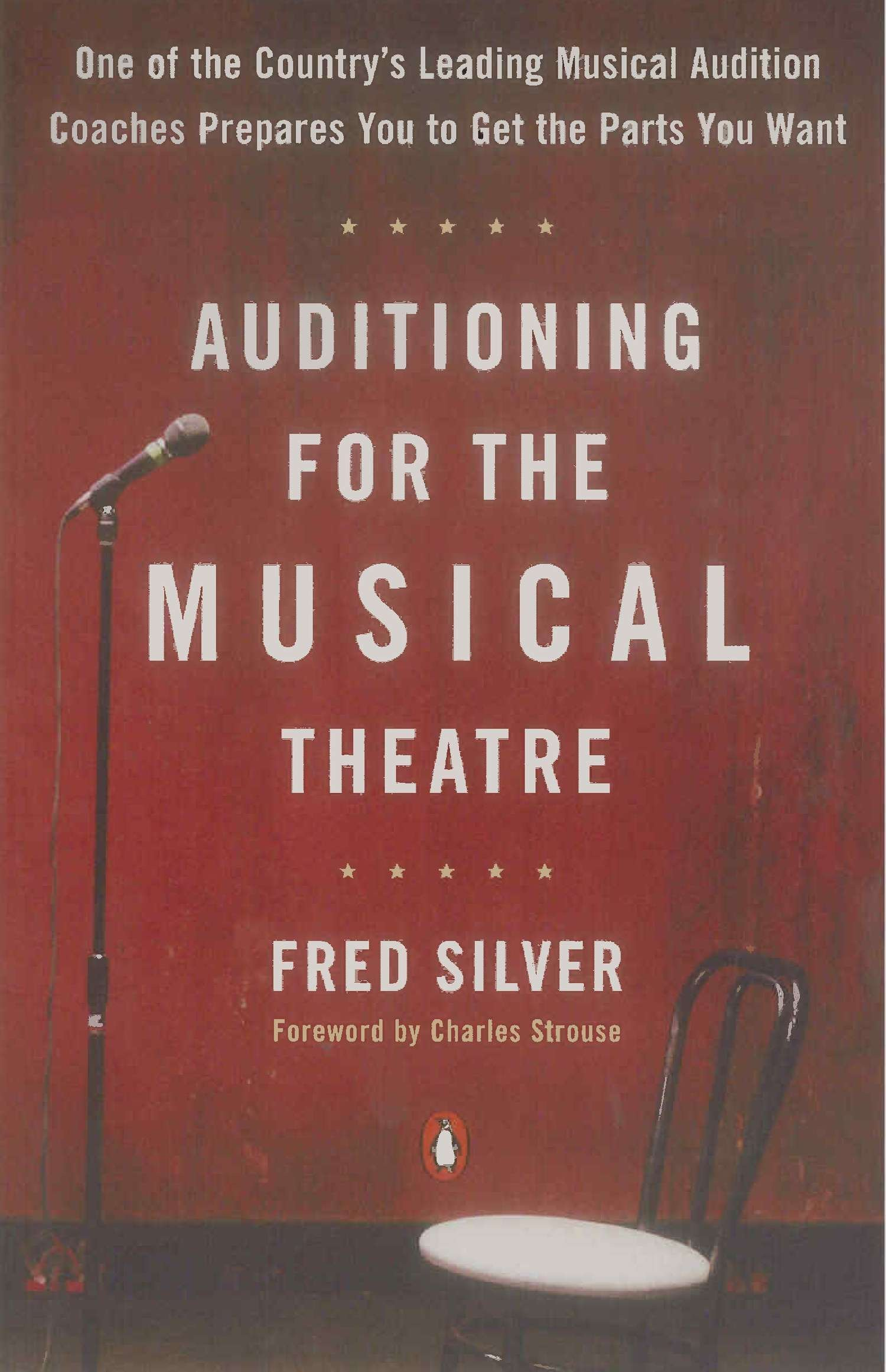 Twenty Top Audition Tips for Audio Theater Stars
