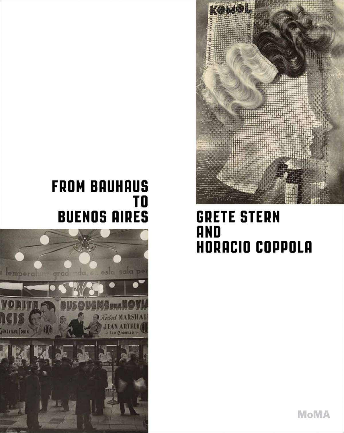 Download From Bauhaus to Buenos Aires: Grete Stern & Horacio Coppola PDF