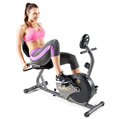 Marcy Magnetic Recumbent Bike Review