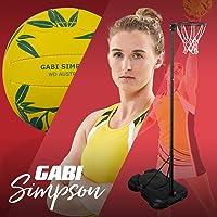 Gabi Simpson Netball Stand