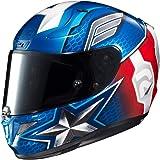 Amazon.com: Casco para motocicleta HJC Helmets Marvel, de ...
