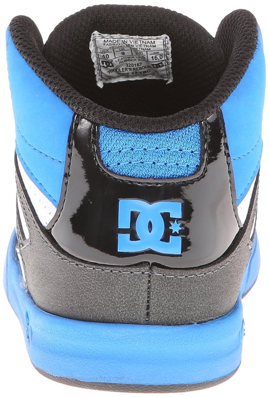 DC Shoes Rebound Ul K - Zapatillas, color Frambuesa, talla 4 Uk