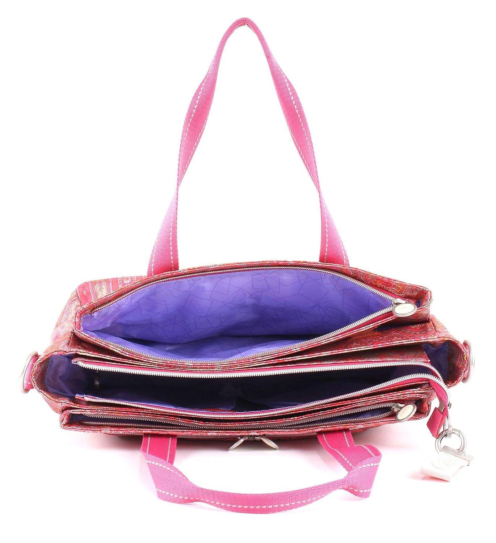 Oilily Damen Groovy Diaperbag Mhz Tote 14.5x25.5x38 cm