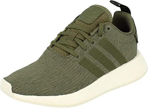 Adidas Originals NMD_R2 Mujeres Running Trainers Sneakers (UK 5.5 US 7 EU 38 2/3, Green White DA8719): Amazon.es: Zapatos y complementos