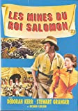King Solomon's Mines (Les mines du roi salomon) French import, plays in English
