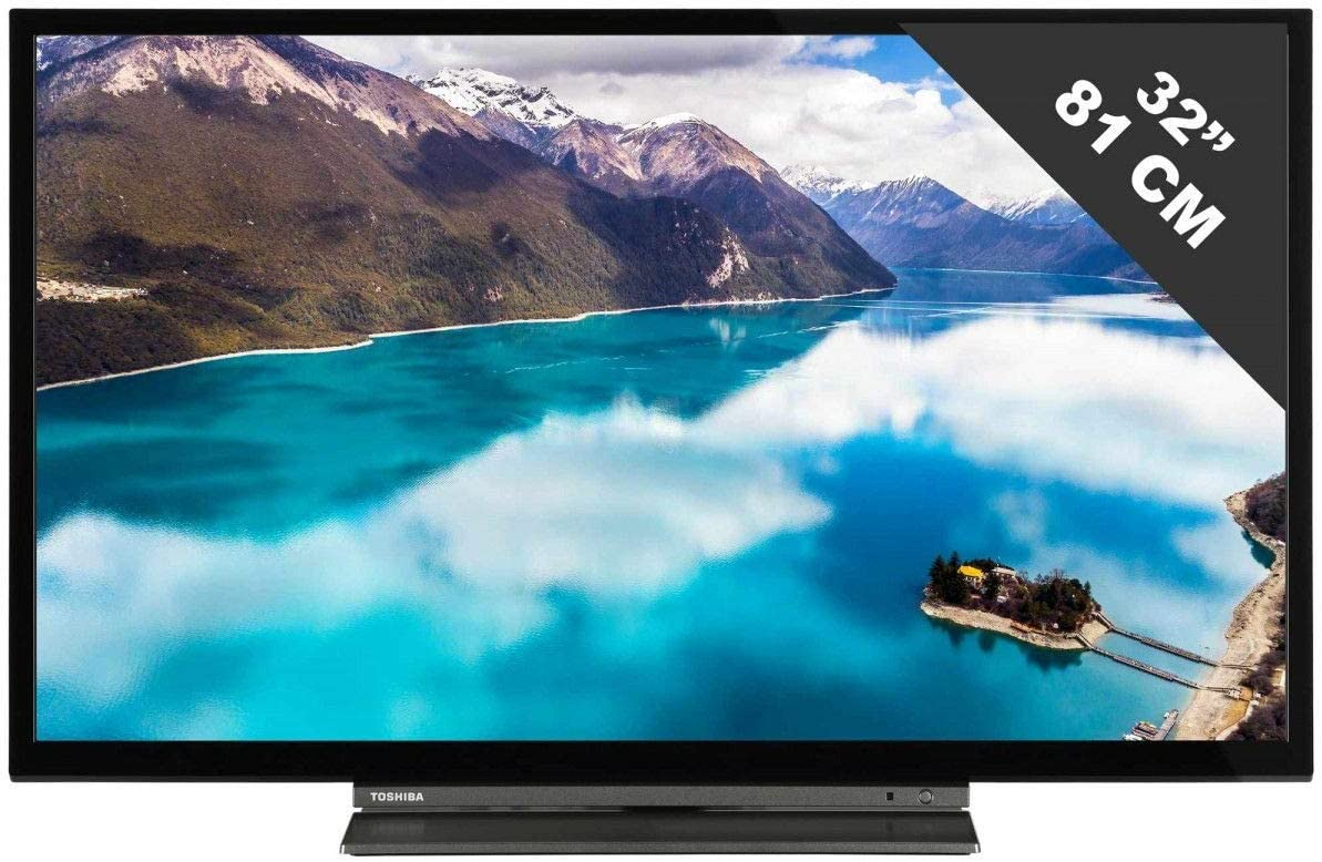Toshiba - TV Led 80 Cm (32) Toshiba 32Ll3A63Dg Full HD Smart TV Wi-Fi: Toshiba: Amazon.es: Electrónica