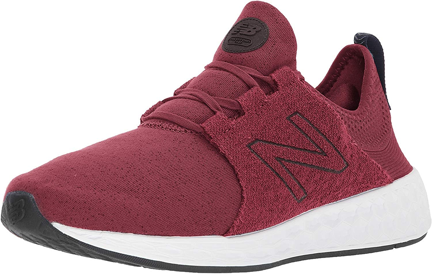New Balance Men's Cruz v1 Retro Hoodie Running Shoe