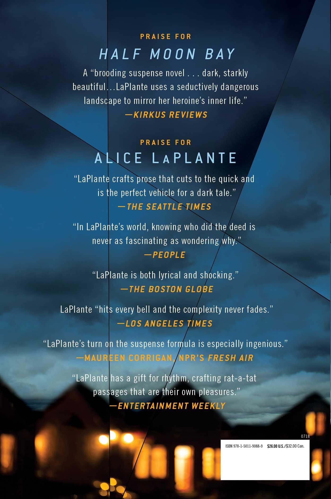 Amazon.com: Half Moon Bay: A Novel (9781501190889): Alice LaPlante ...
