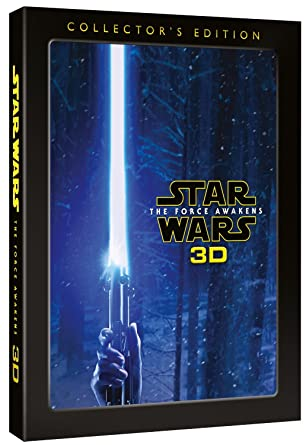 Star Wars: The Force Awakens Collector's Edition [Blu-ray 3D]
