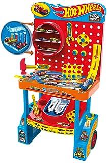 Bildo 9692 Hot Wheels Garage - Banco de Herramientas