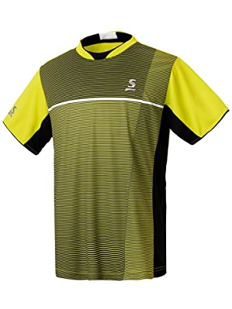 a28484d4f17c5 スリクソン SRIXON テニスウェア ジュニア ゲームシャツ SDP-1802J 2018SS 2月下旬発売予定