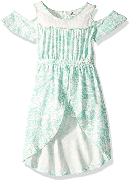25835816800 Amazon.com  One Step Up Girls  Romper Maxi Dress  Clothing