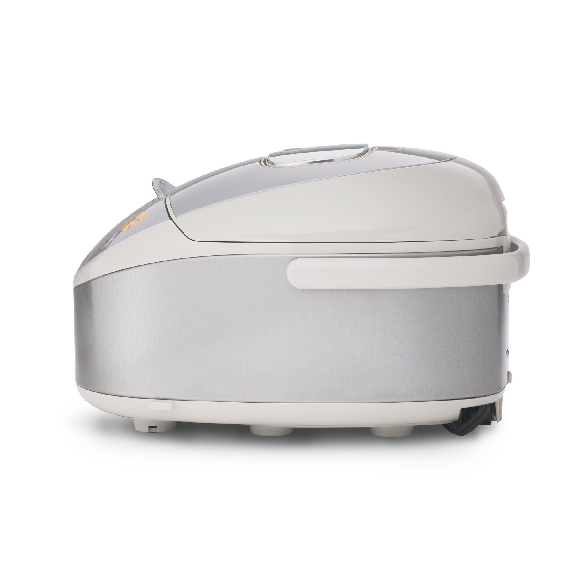 Tiger JKT-B10U-C 5.5-Cup Stainless Steel Rice Cooker, Beige by Tiger Corporation (Image #2)