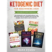 Ketogenic Diet for Beginners 2020: The Complete 5 Book Compilation Including - Keto...