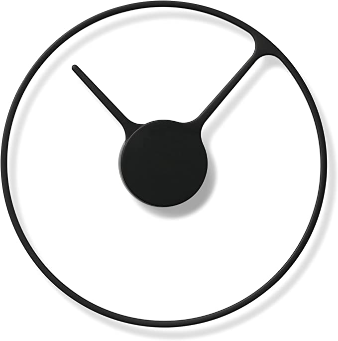Time Wall Clock 12""