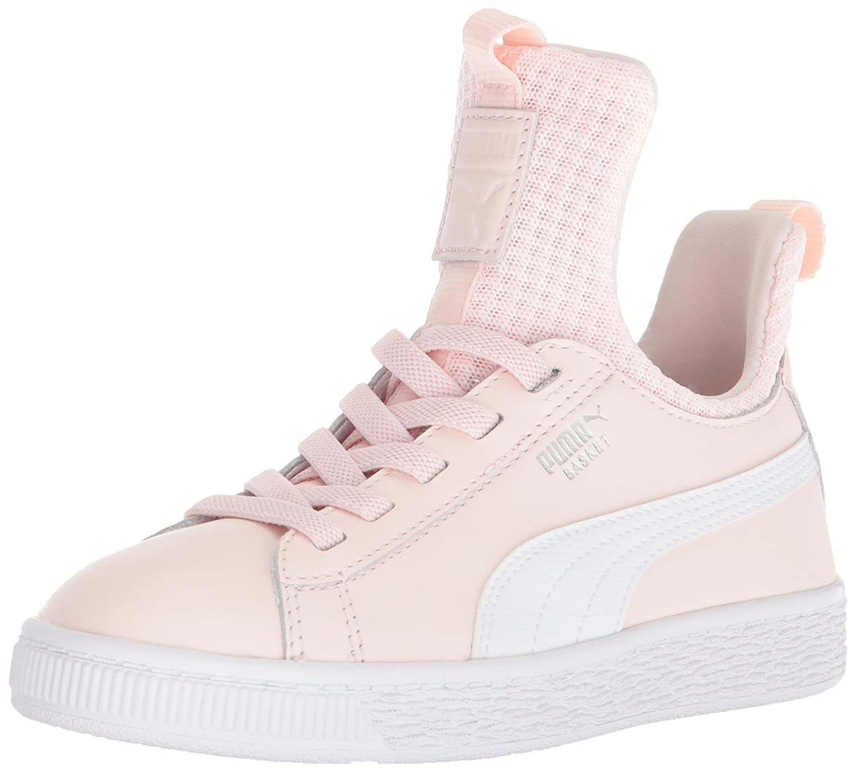 25d60caf087b Amazon.com | PUMA Kids' Basket Fierce Ep Ac Ps Sneaker | Fashion Sneakers