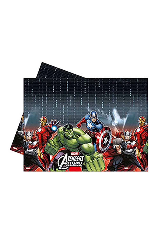 Avengers Mantel Plastico Vengadores, Color Estampado, 1 Pack (Procos 6884602)
