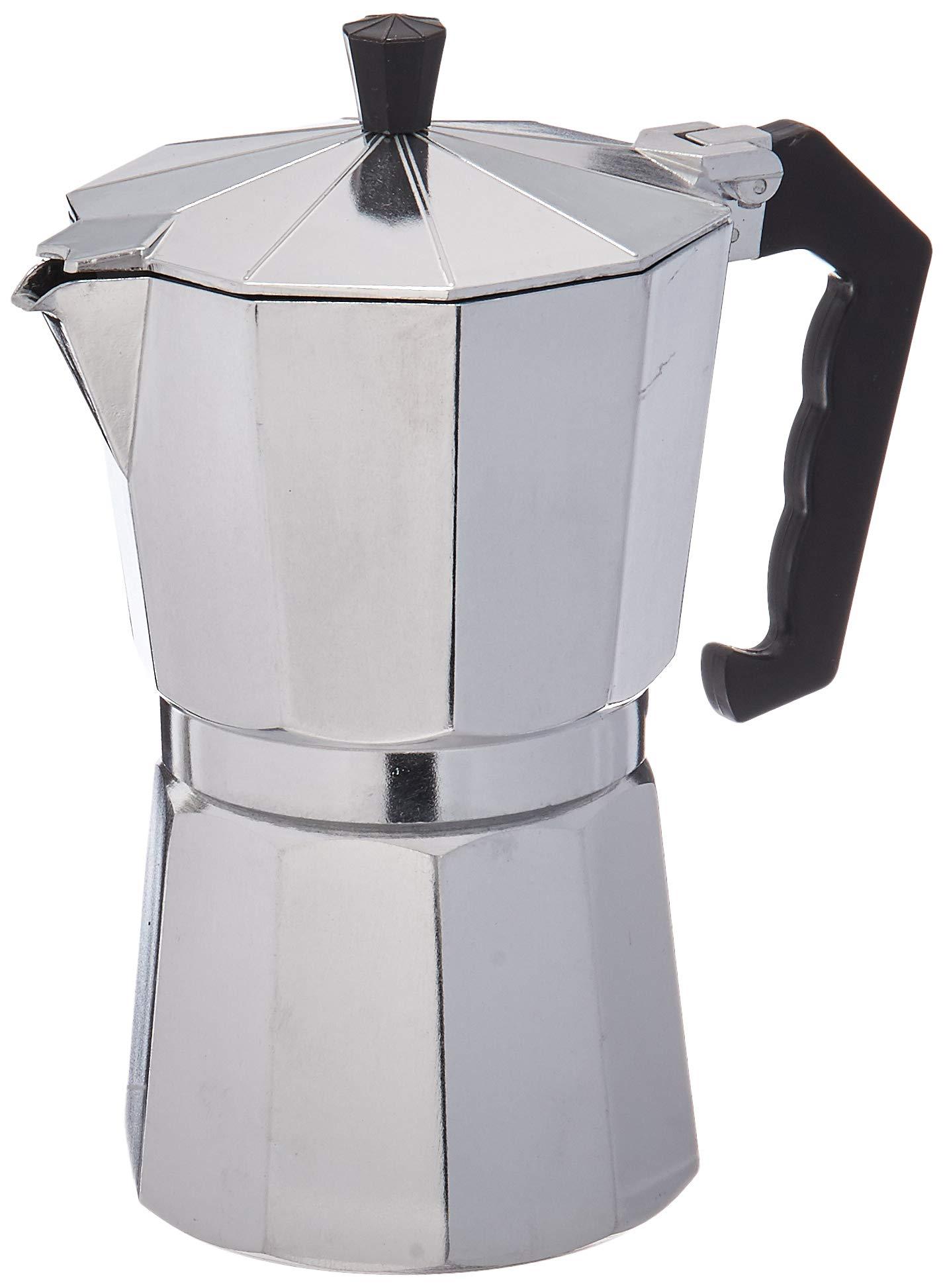 Euro-Home SS-DK-KG49 Gorgeous 9 Cup Espresso Maker, Multicolor