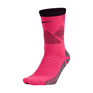 Nike Strike Mercurial Crew Calcetines, Hombre, SX5437, Rojo, 36-38