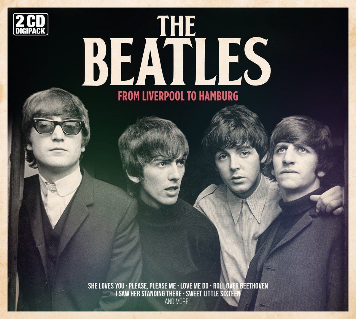 The Beatles - From Liverpool To Hamburg - DIGIPAK - 2CD - FLAC - 2017 - LoKET Download