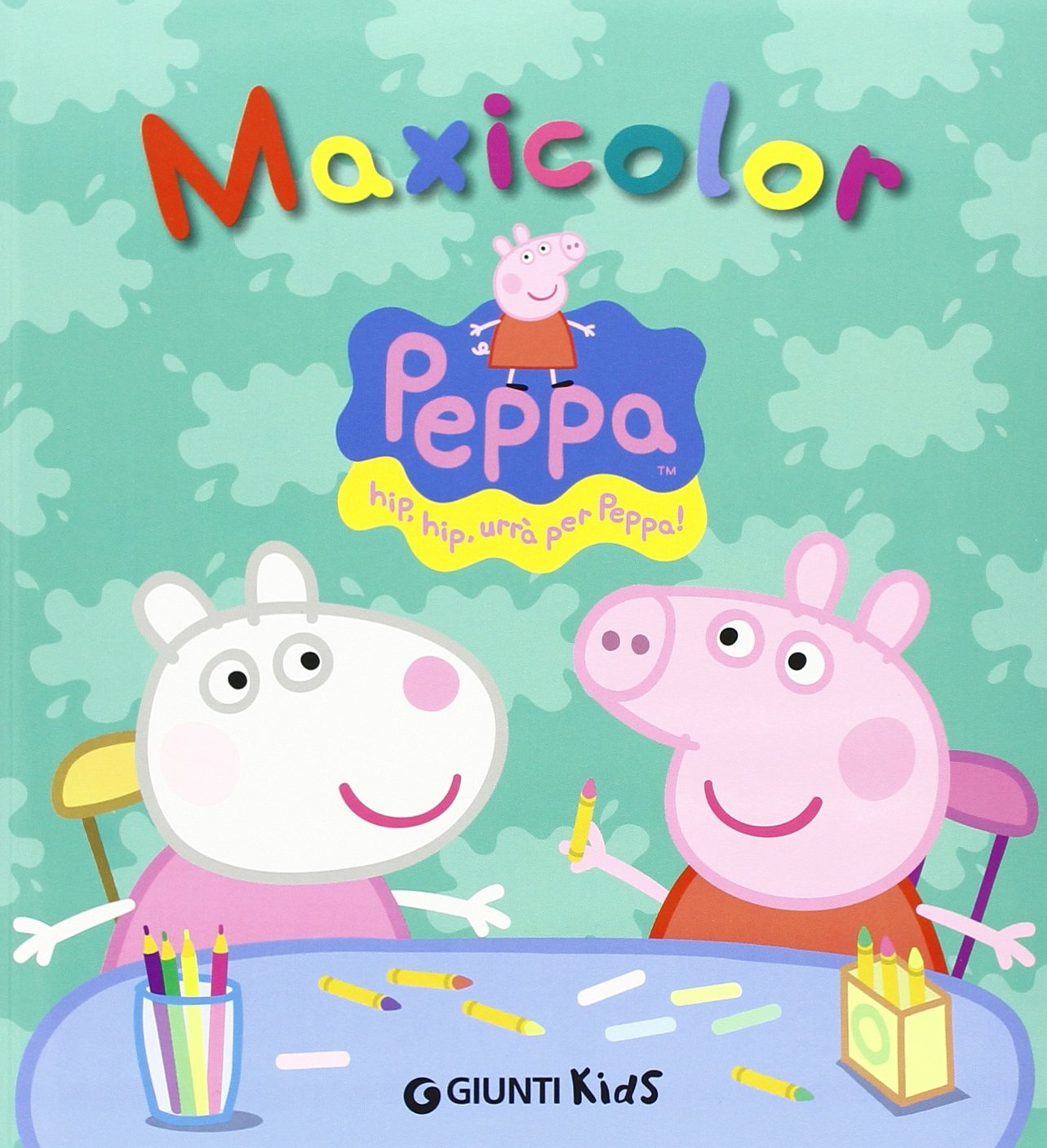 PEPPA PIG - MAXICOLOR - PEPPA: Silvia DAchille ...