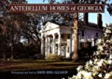 img - for Antebellum Homes of Georgia book / textbook / text book