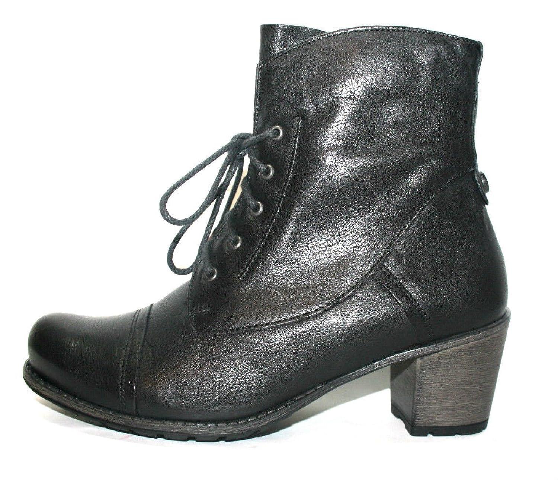 Think Denga 81484 Damen Desert Boots Schwarz, EU 38