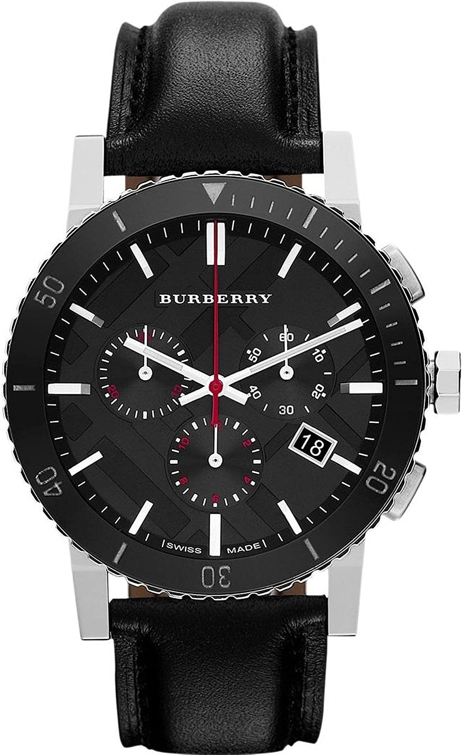 Burberry Stainless Steel Mens Watch BU9382