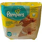 Pannolini MICRO New Baby Taglia 0 (1-2,5 kg) - Pacco 1 x 24 pannolini