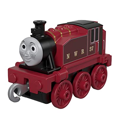 Fisher-Price Thomas & Friends Adventures, Small Push Along Rosie: Toys & Games [5Bkhe2001413]