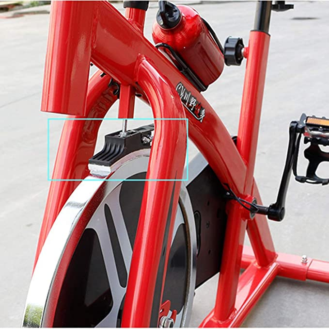 WOVELOT 2 Unids Spinning Bike Pastillas de Freno, Zapatillas de ...