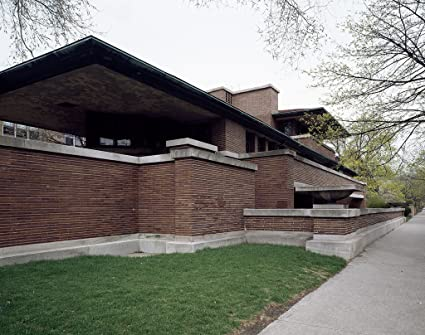amazon com chicago il photo robie house created by architect