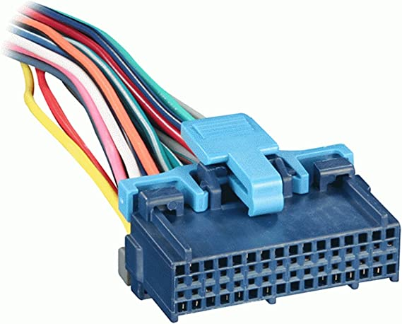Vehicle Electronics Accessories Radio Wiring Harnesses ...
