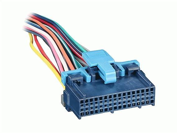 714Feeu5hfL._SX569_ amazon com metra reverse wiring harness 71 2001 for select 1994