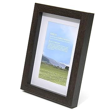 Amazoncom Swing Design Frame Adison Espresso 5x7 W 4x6 Mat
