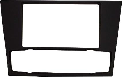 Black Autoleads DFP-10-12 Car Audio Double DIN Facia Adaptor