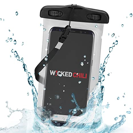 Wicked Chili Beach Bag für Samsung Galaxy S5, S4, S3, Note 3, S4 mini, S3 mini, Motorola Moto G, Moto X, Sony Xperia Z2, Z1,