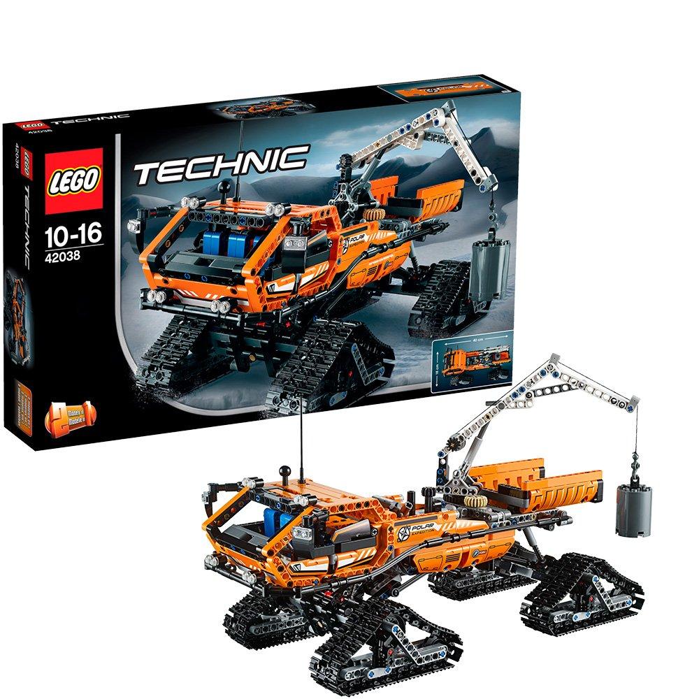 LEGO Camión ártico