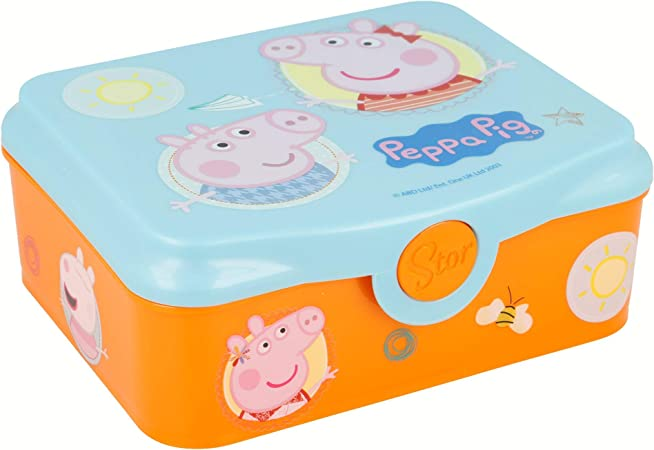 Stor SANDWICHERA Deco Peppa Pig Core: Amazon.es: Hogar