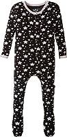 KicKee Pants Print Footie (Baby)