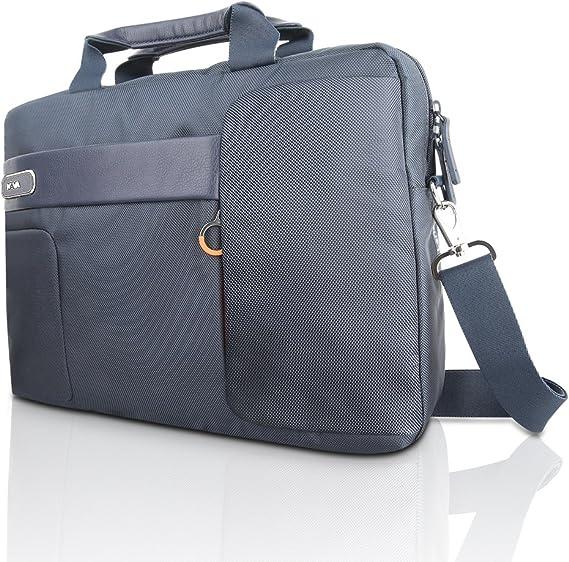 Amazon.com: Lenovo - Maletín para portátil azul: Computers ...
